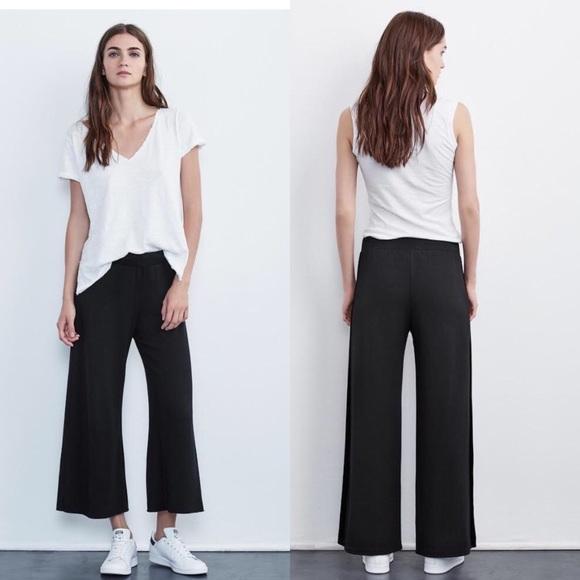 a13b9ba05a2 🆕Velvet Avalyn fleece wide leg sweat pants